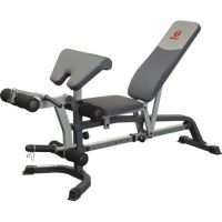 Marcy Deluxe Utility Weight Bench - Sweatband.com