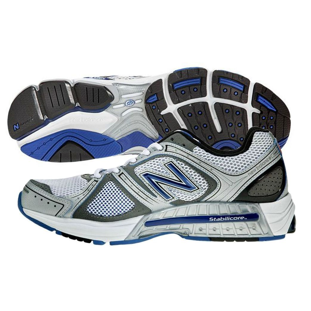 New Balance Vs Asics Walking Shoes