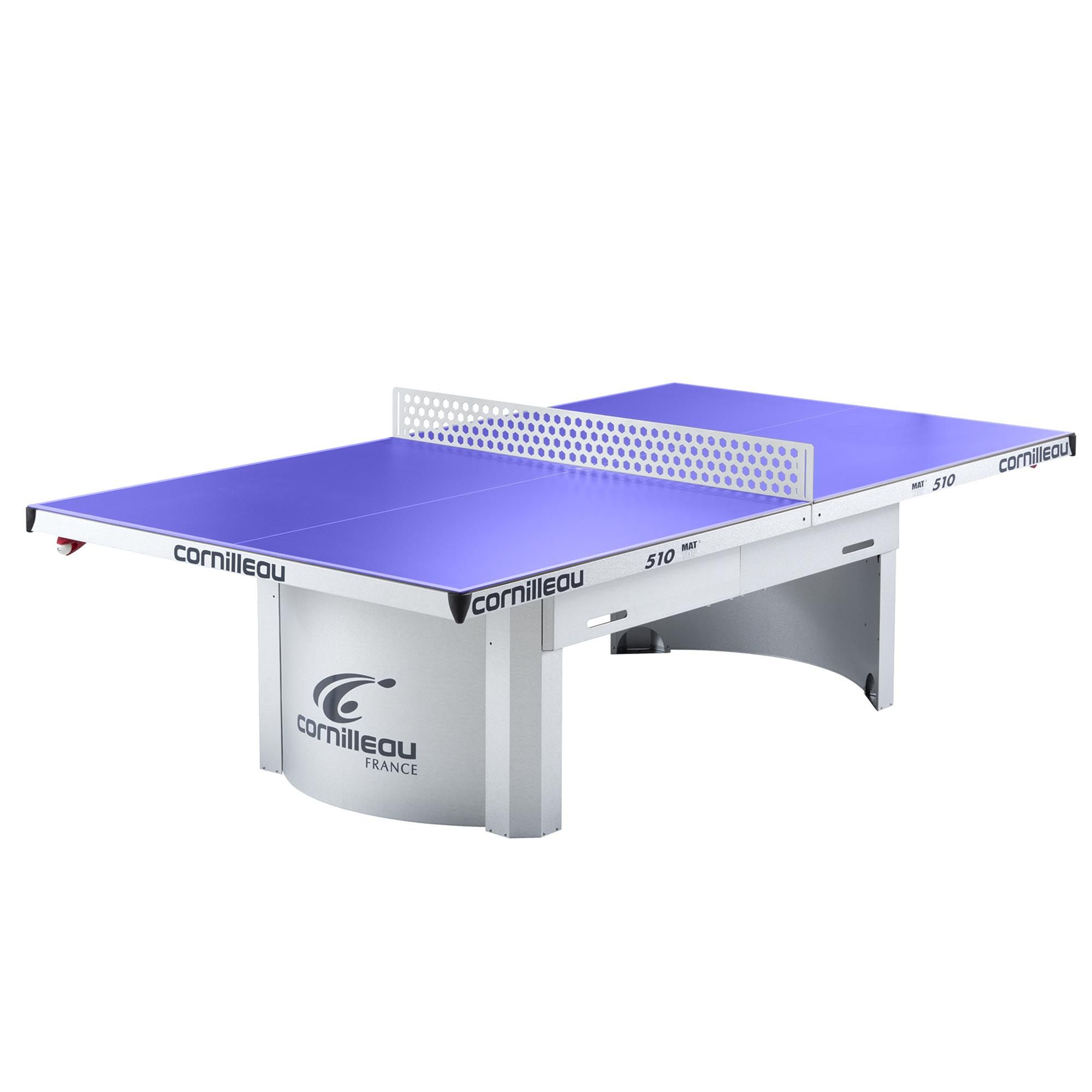 Cornilleau Pro 510 Static Outdoor Table Tennis Table