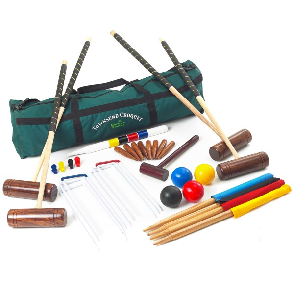 Cheap Croquet Set - Compare Outdoor Toys