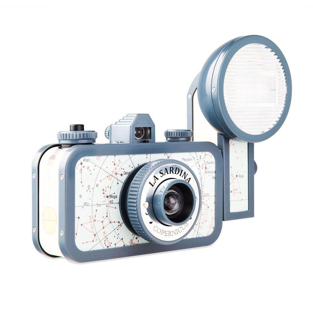 Lomography La Sardina Copernicus Camera with Flash - Sweatband.com
