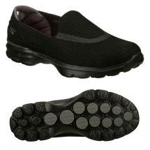 Skechers Walk 3 Ladies Walking Shoes Ss16