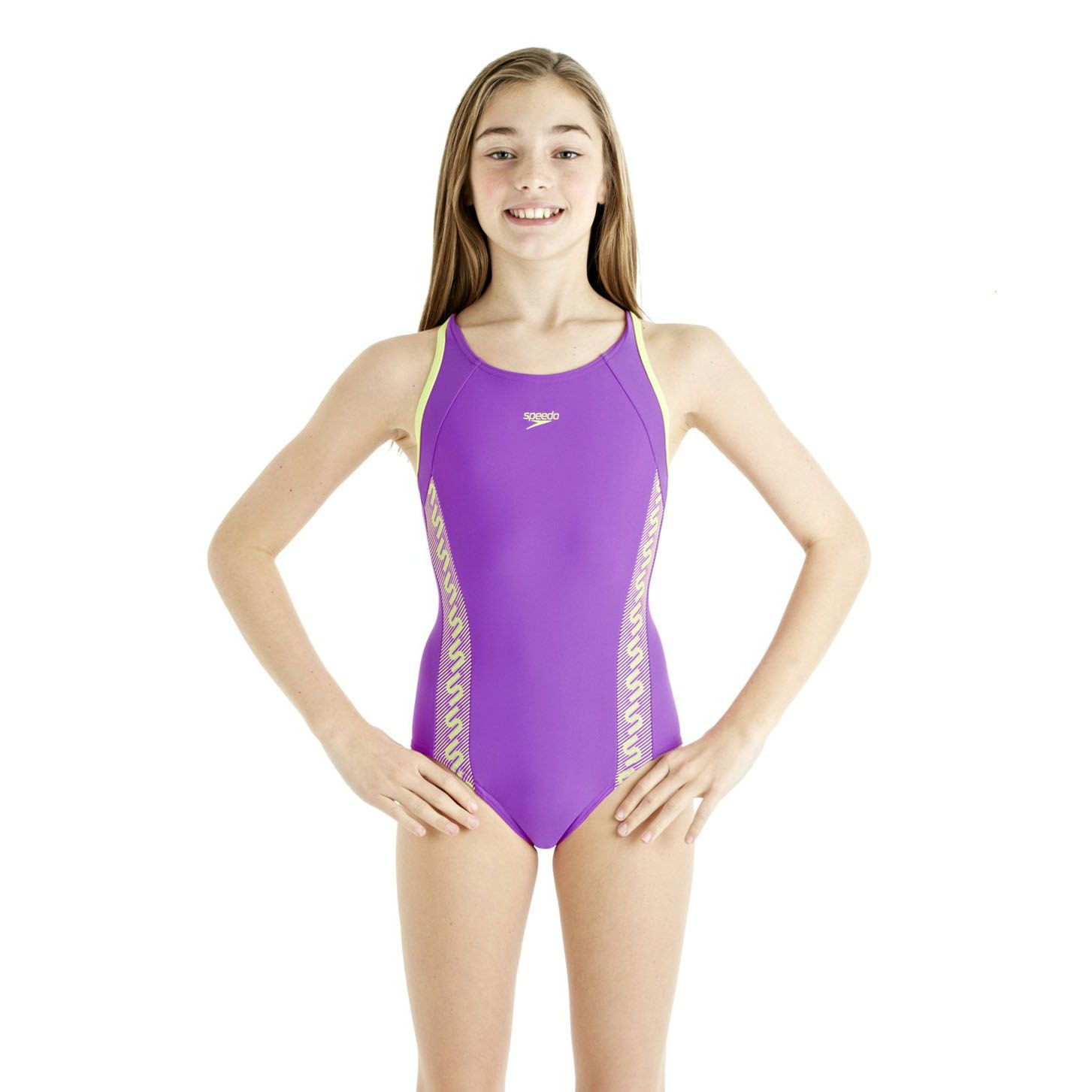 speedo monogram swimsuit