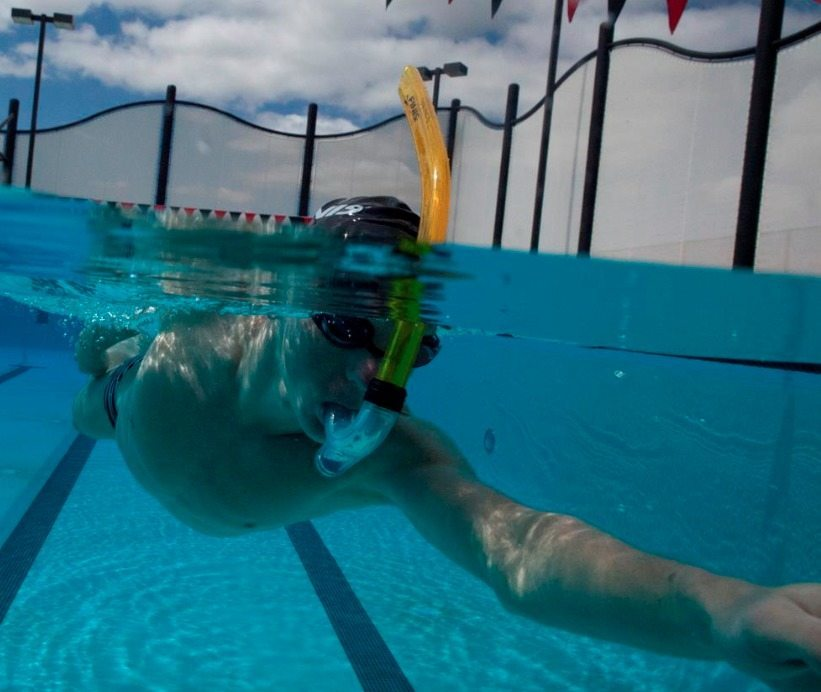 Swimming Tip Why Use a Snorkel in Practice