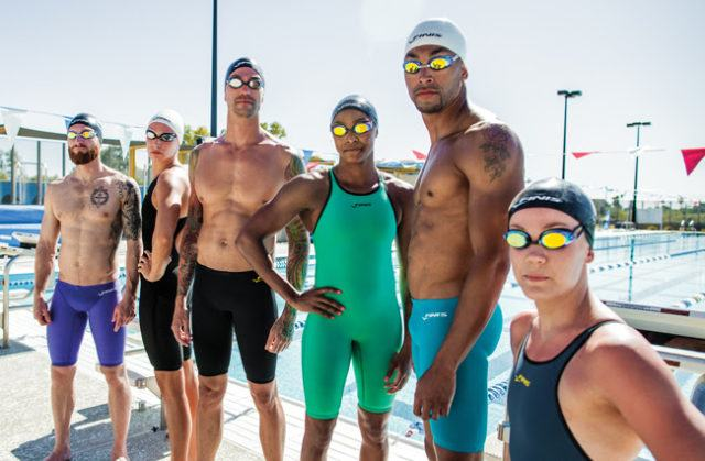 FINIS 2016 Team Olimpiadi
