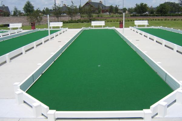 Synthetic Turf International Bocce Croquet Tennis Miscellaneous Artificial Grass