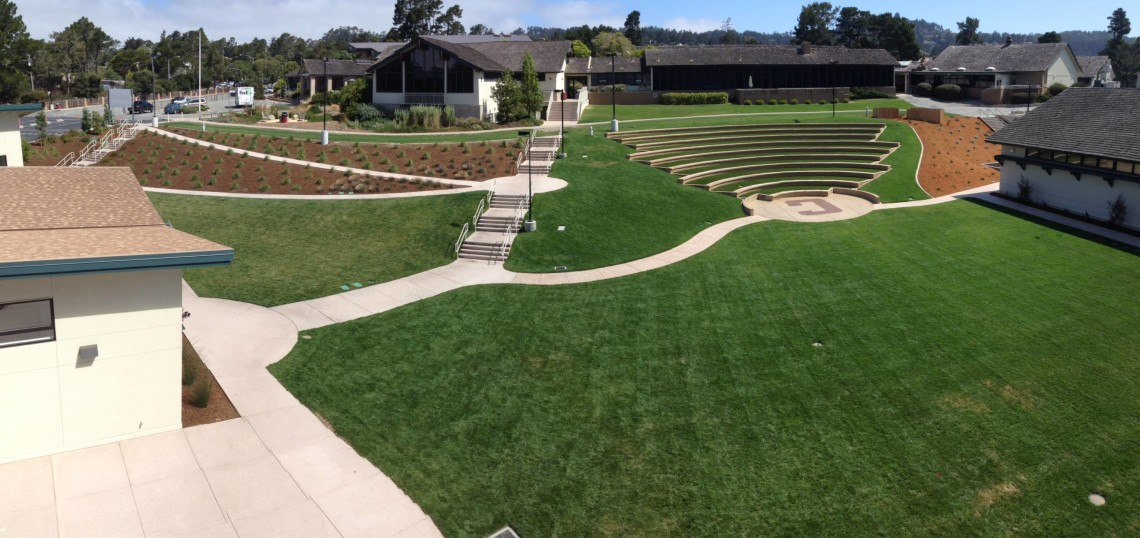 Carmel High School Amphitheatre