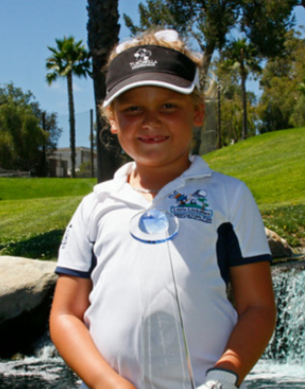 Bella Dovhey | 2014 Junior Golf World Champion