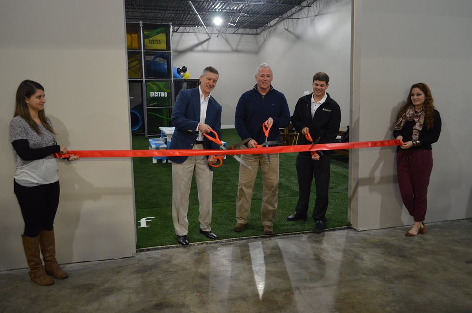 synthetic turf international works with City of Refuge