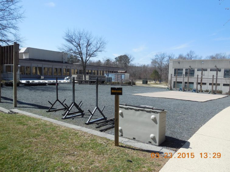 Synthetic Turf at U.S. Secret Service