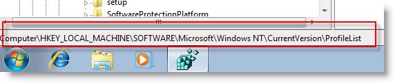 Fix Temporary Profile in Windows 7