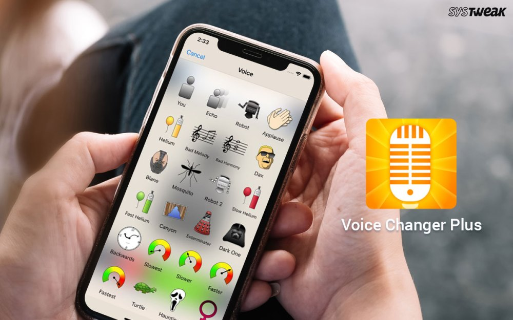 How To Use The Voice Changer Plus App On Iphone?