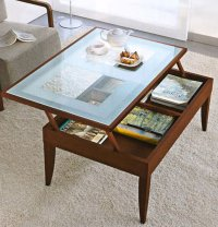 39 Modern Coffee Tables With Storage | Table Decorating Ideas