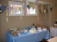 37 Creative Spring Baby Shower Ideas For Boys | Table ...