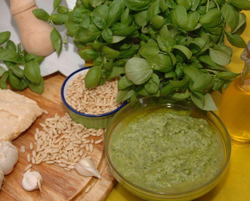 Origini della cucina ligure