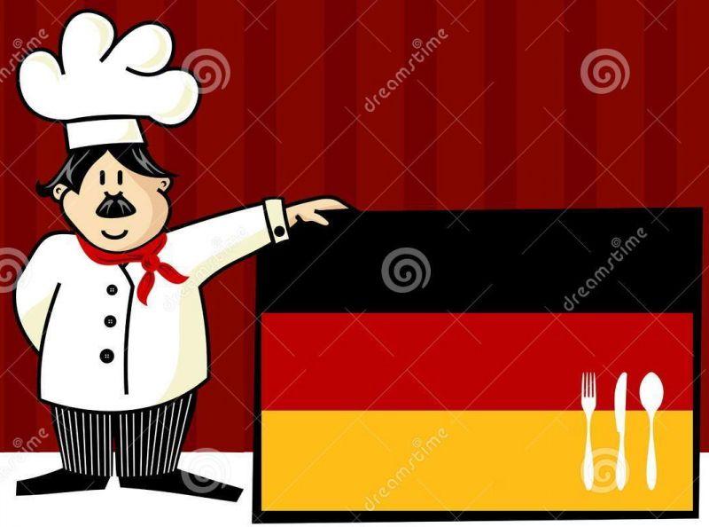 Storia cucina tedesca