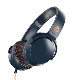 skullcandy s5pxy l636 riff mic wired headset with mic [ 1500 x 1500 Pixel ]