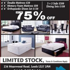 Bed And Sofa Warehouse Leeds Madison Place Chaise Talkandtrade Com Black Friday Sale Up To 75 Off