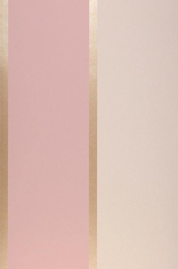 carta da parati a righe rosa e bianche carta da parati a righe retrò rosa intenso e bianco. Carta Da Parati Tyra Rosa Chiaro Carta Da Parati Degli Anni 70