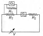 To verify Ohm's law, a student is provided with a test resis