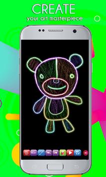 neon easy glowii drawing pc doodle mac windows