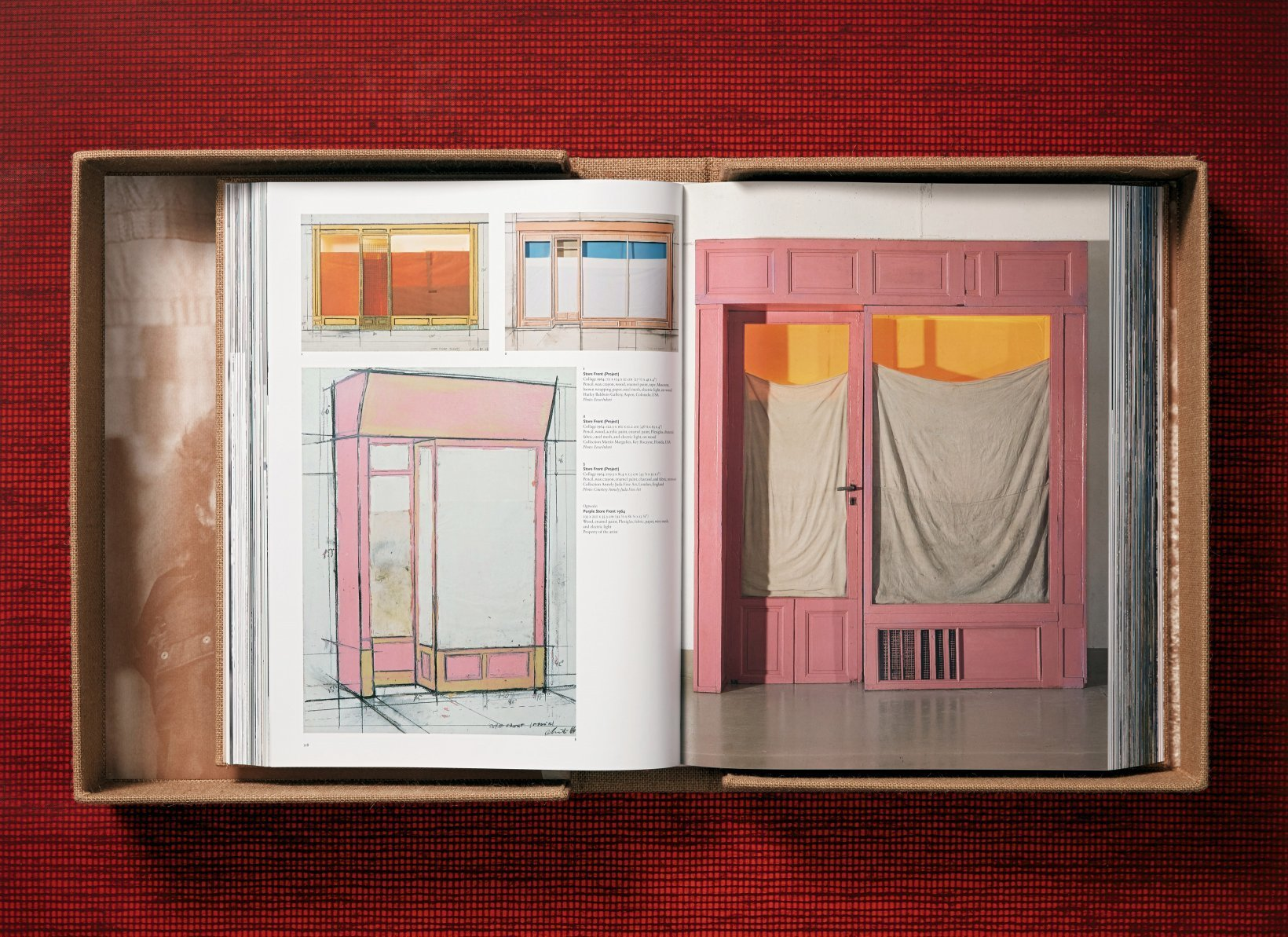 Christo And Jeanne Claude Limited Edition Taschen Books