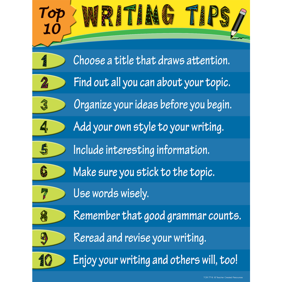 Tips On Writing Cover Letter