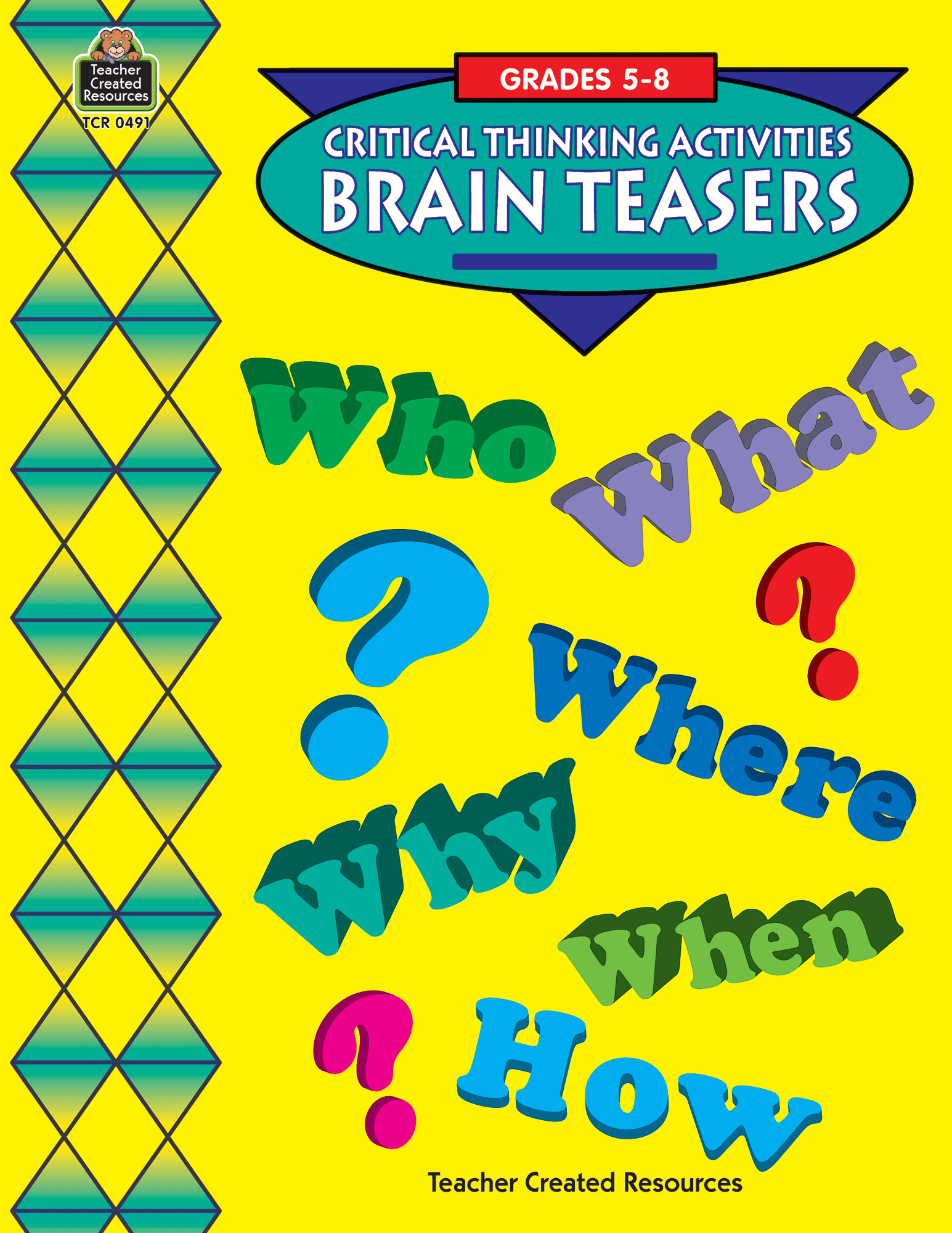 Brain Teasers Challenging