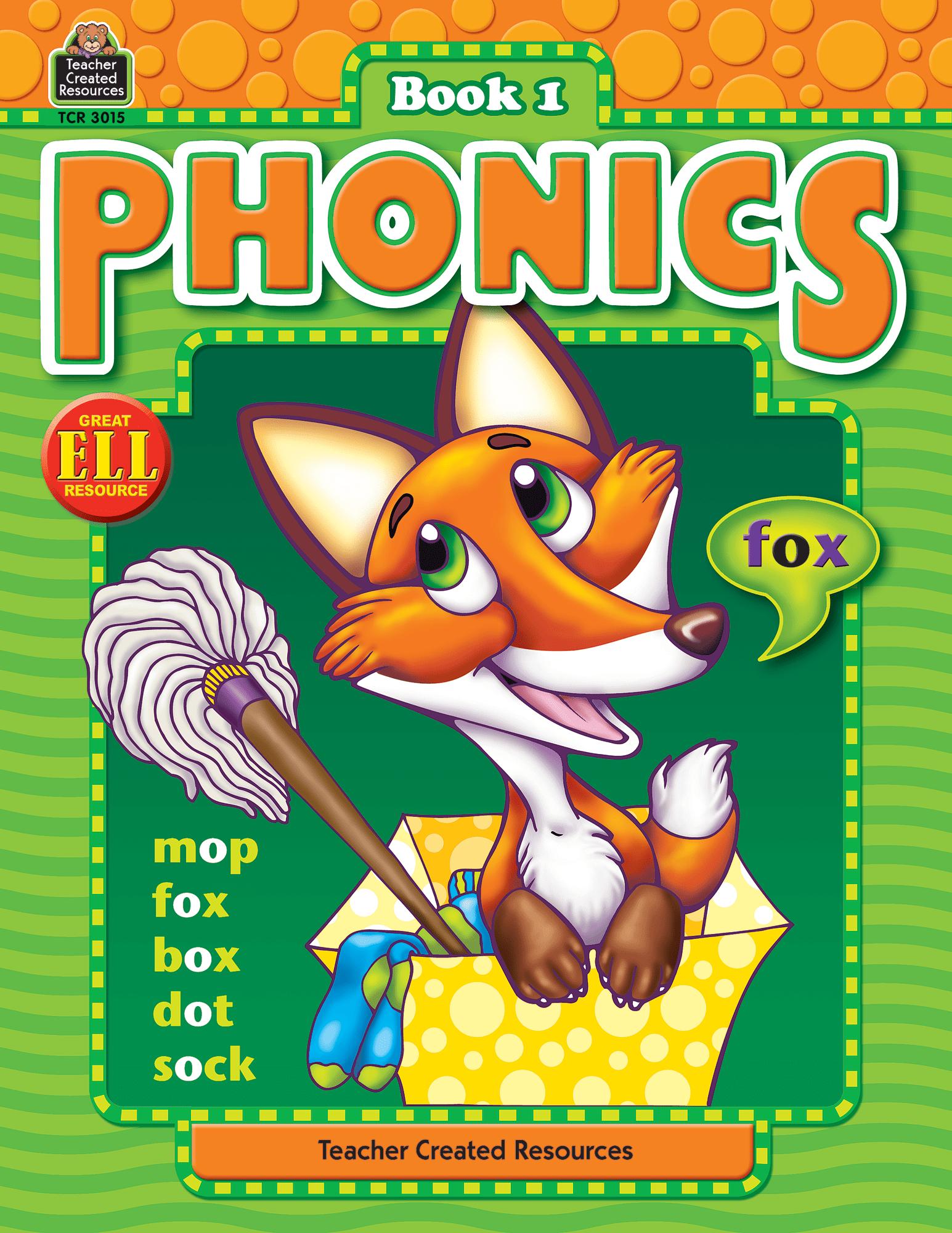 Phonics Book 1