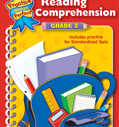 Reading Comprehension Grade 2 - TCR3332   Teacher Created Resources [ 2000 x 1545 Pixel ]