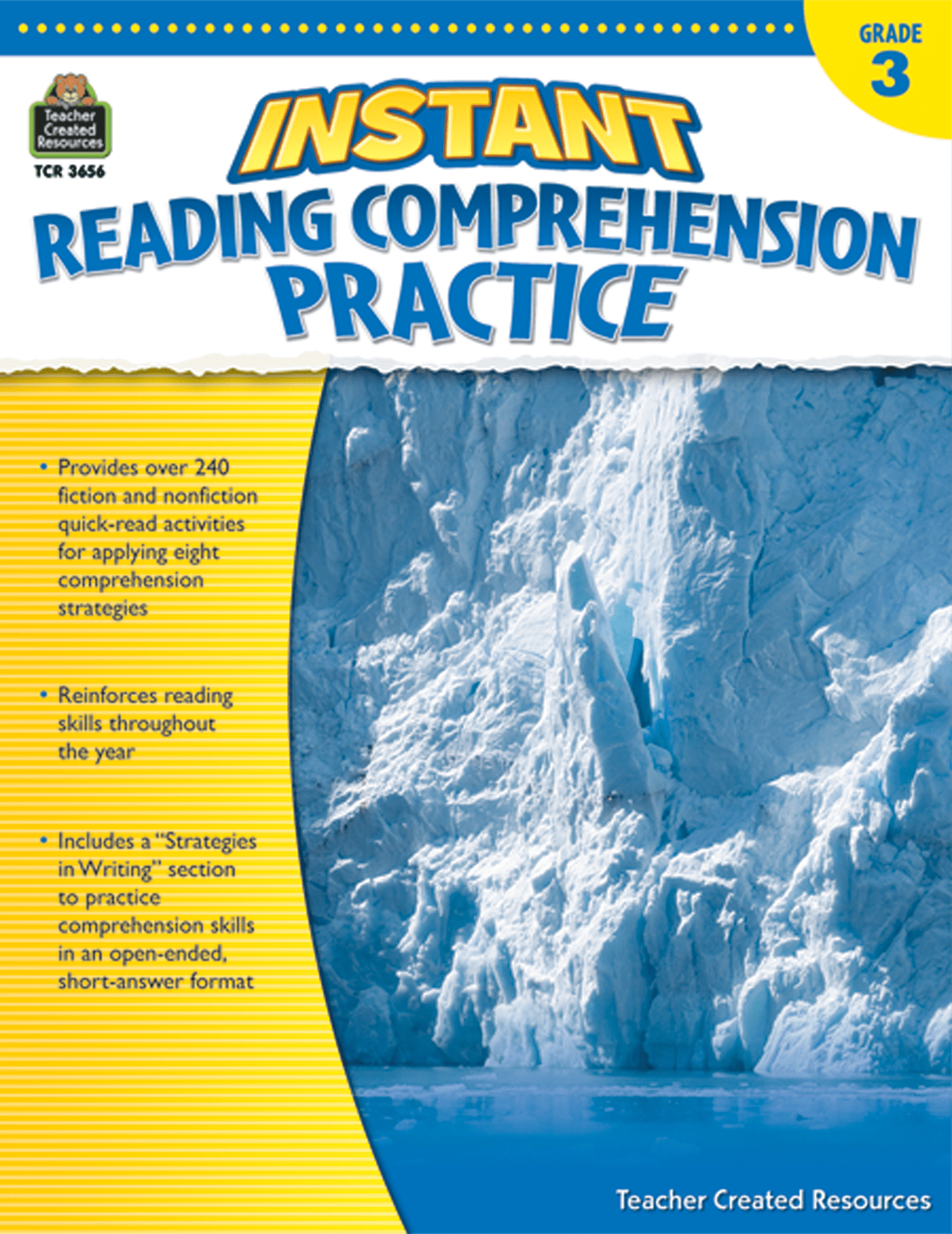 Instant Reading Comprehension Practice Grade 3