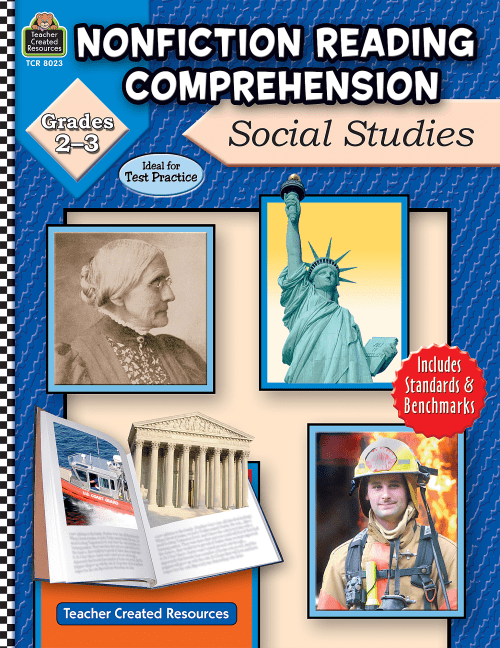 small resolution of Nonfiction Reading Comprehension: Social Studies