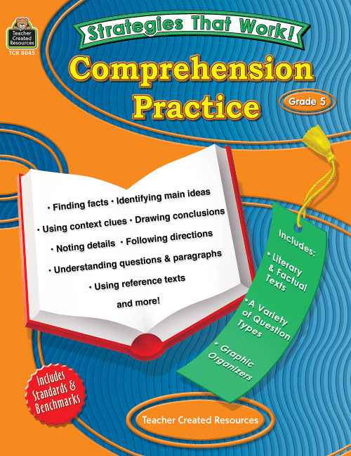 small resolution of Strategies that Work: Comprehension Practice