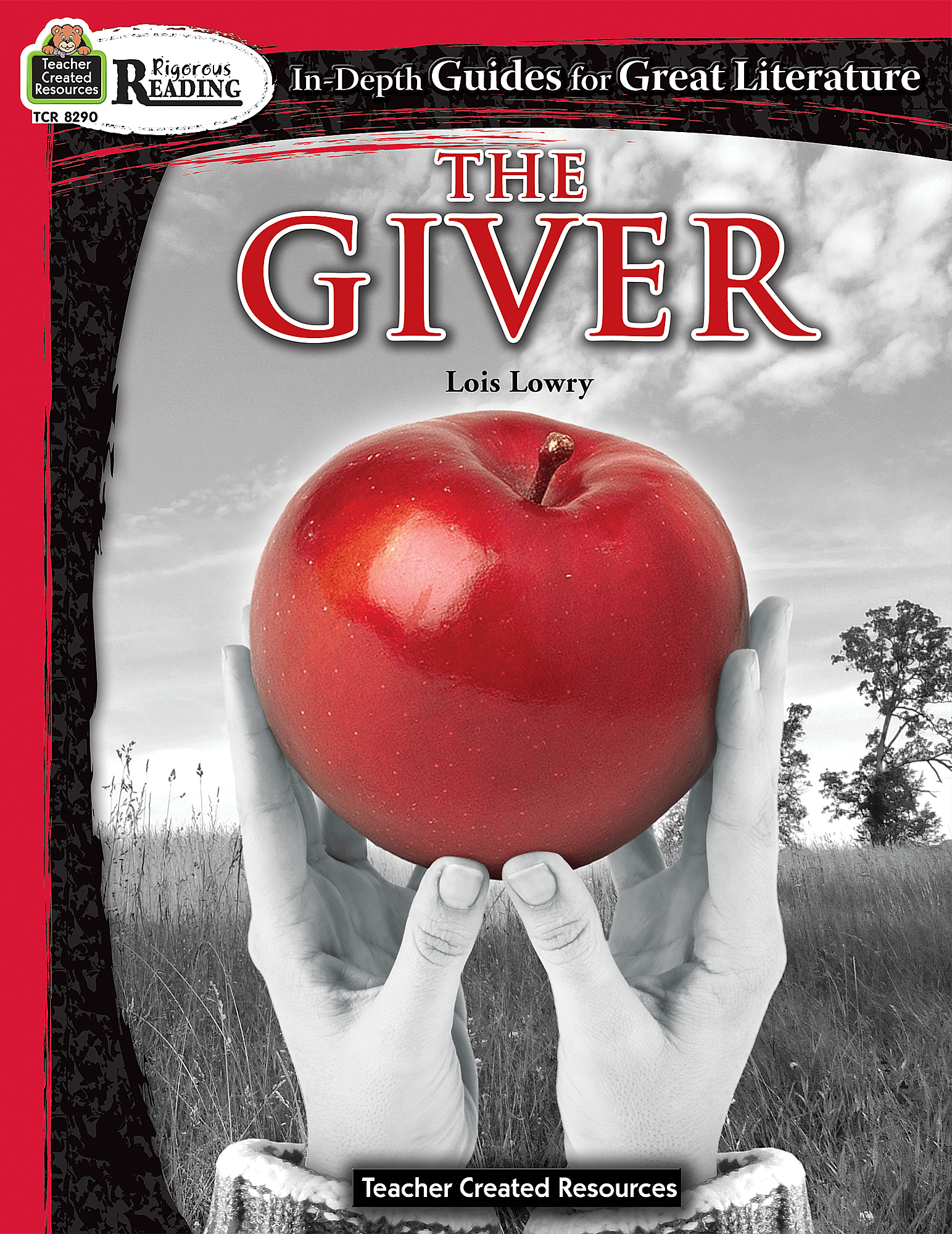 Rigorous Reading The Giver  TCR8290  Teacher Created Resources