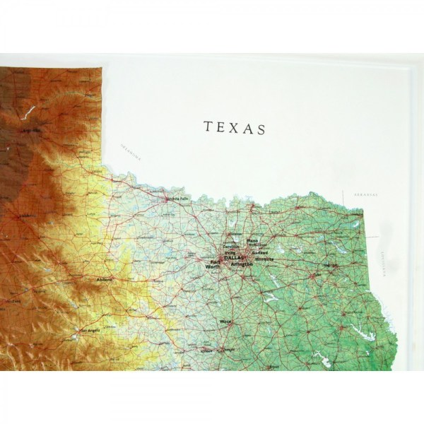 Relief Map Of Texas.20 Raised Relief Map Texas Pictures And Ideas On Meta Networks