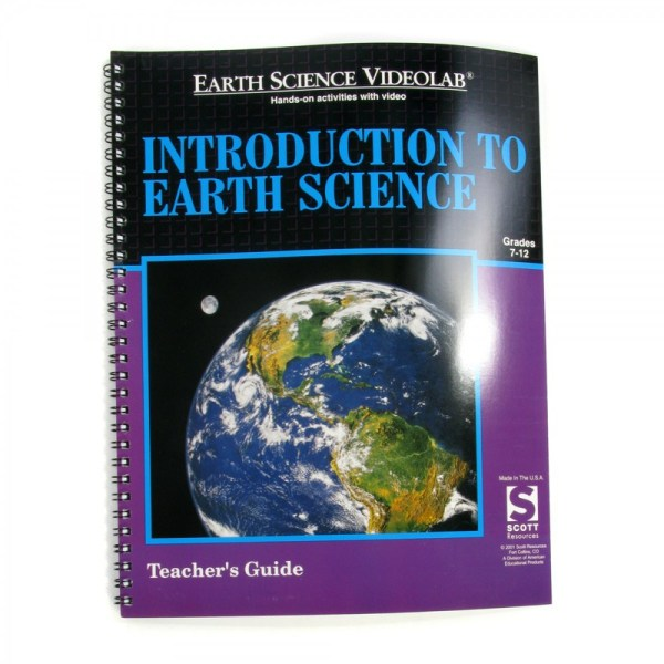 American Education Introducing Earth Science Teaching