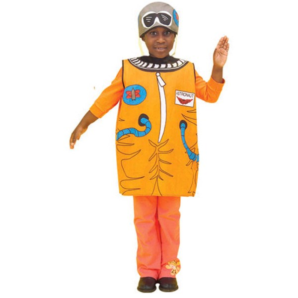 Dexter Educational Toys Astronaut Costume - Dress- & Role Play Online Teacher Supply Source