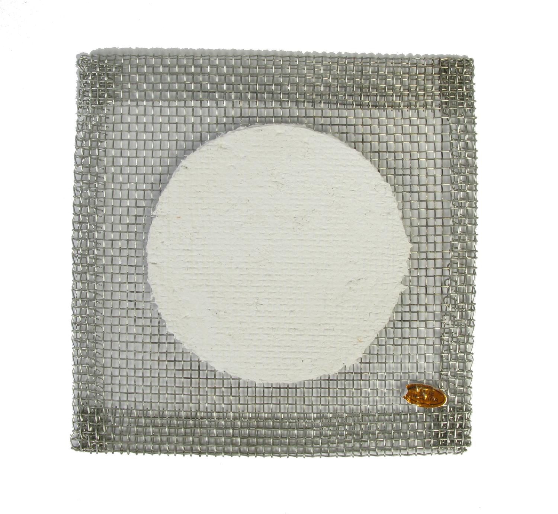 Wire Gauze With Ceramic Center 5