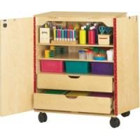 Jonti-Craft Supply Cabinet :: Storage :: Furniture ...