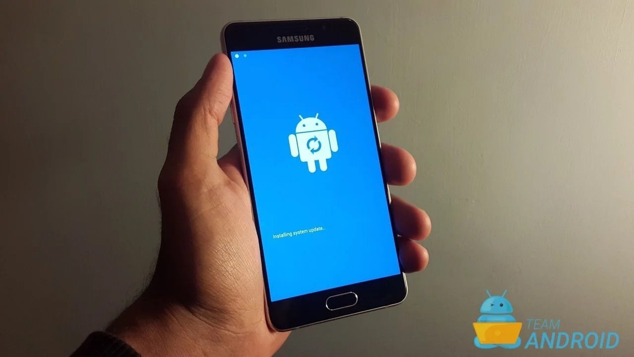 Boot Android Recovery Mode