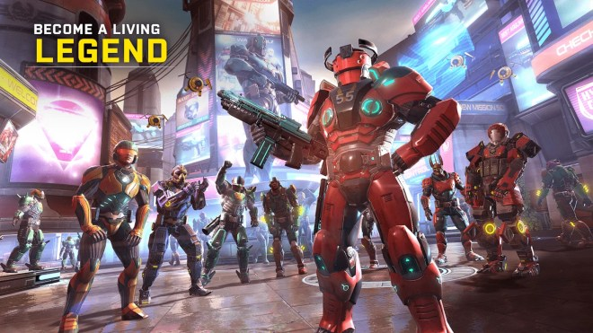 download shadowgun legends for pc - android games on