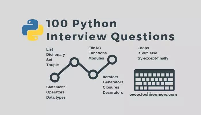 python interview questions and answers pdf