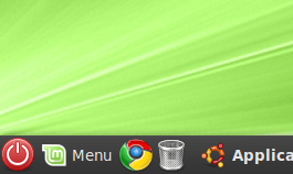 My recycle bin is arranged