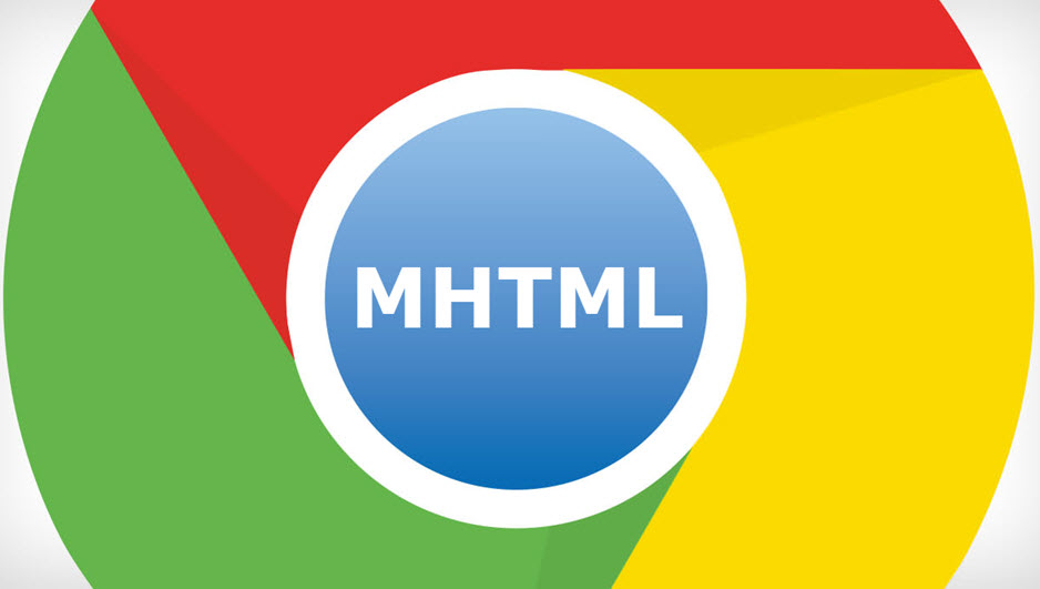 "How to Enable ""Save Page as MHTML"" Option in Chrome"