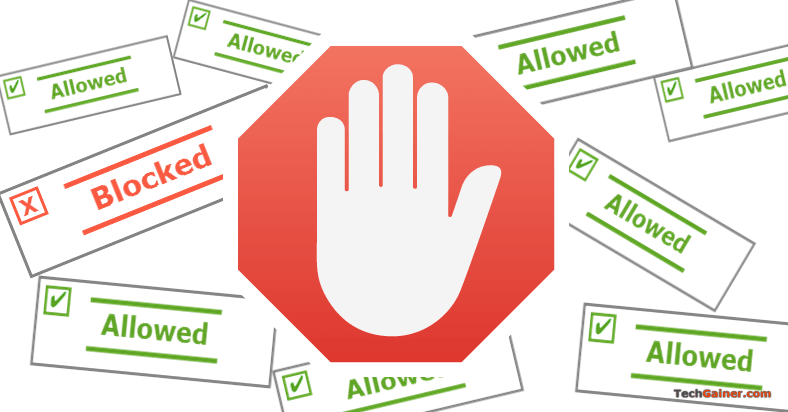 Block Ads on Particular Websites on Chrome, Firefox and Safari using AdBlock