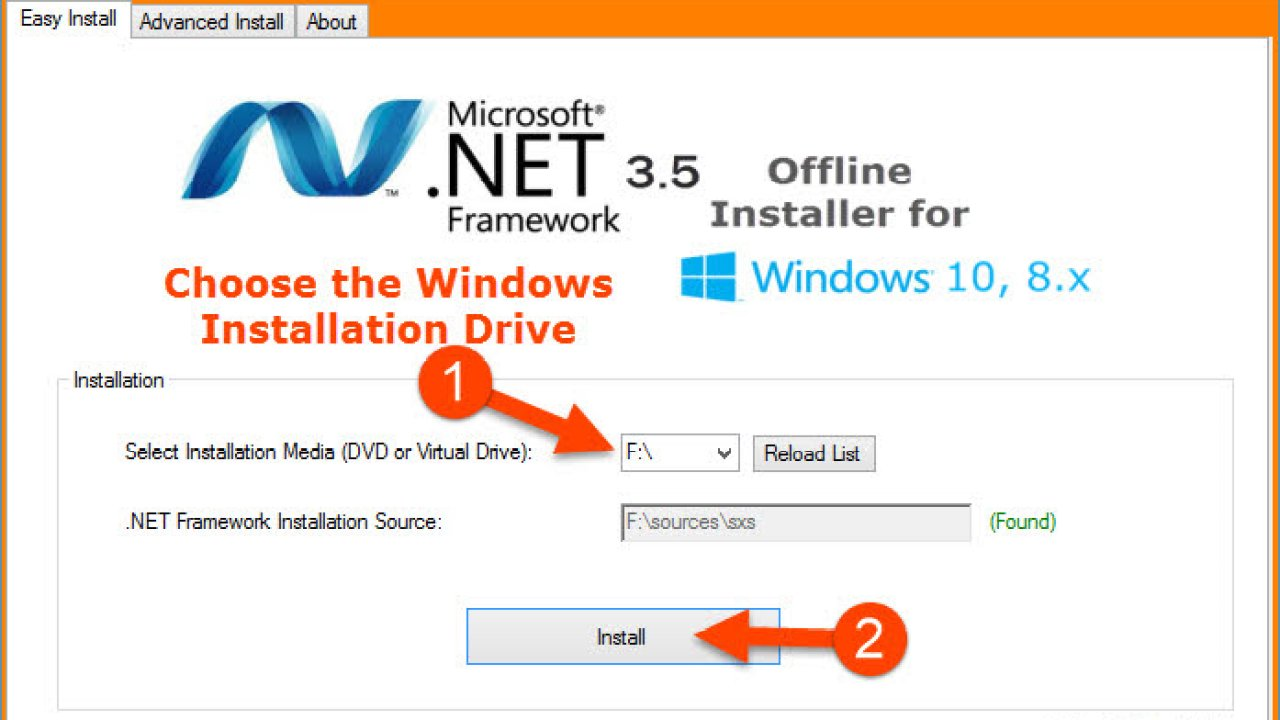 windows 7 usb dvd download tool net framework 2.0