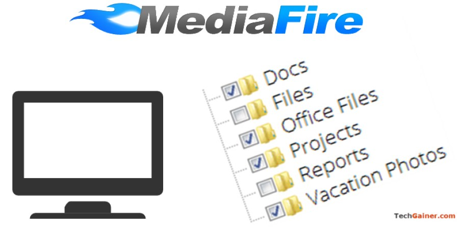 Sync particular folders in MediaFire Desktop