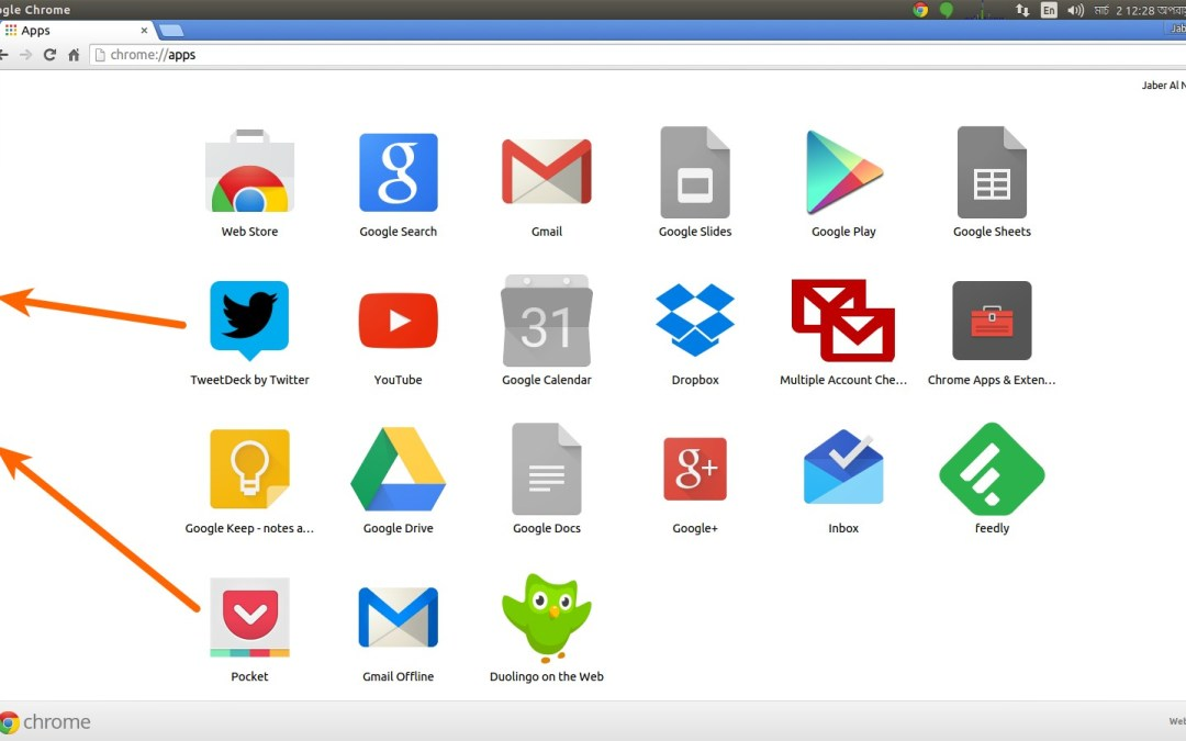 How to Pin Any Chrome App to Ubuntu Unity Application Launcher