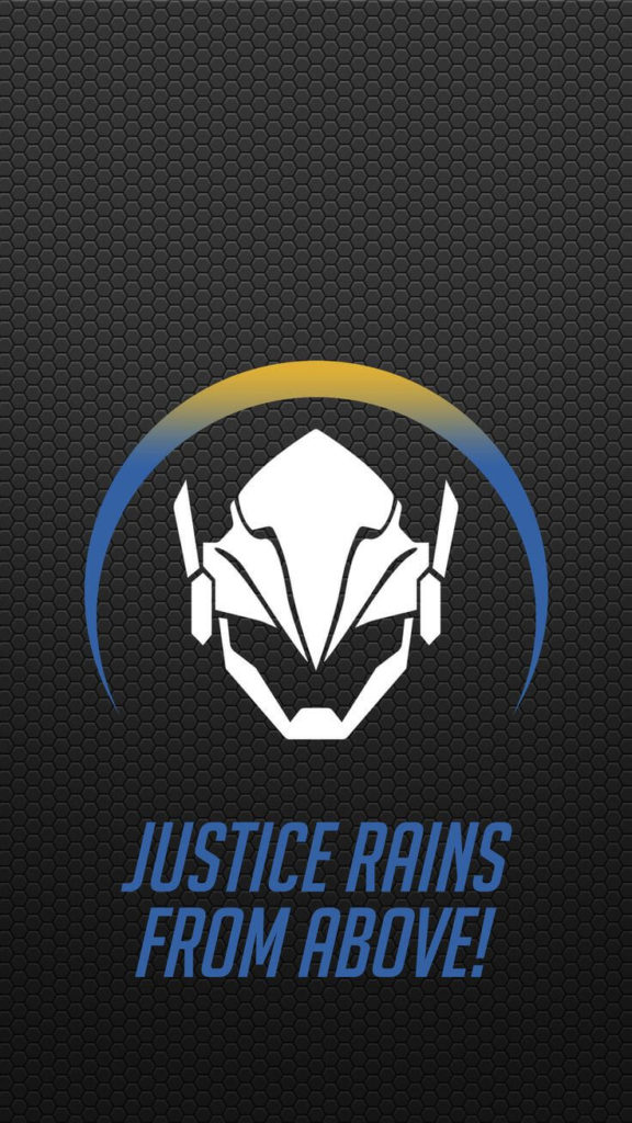 How To Make A Gif Your Wallpaper Iphone X Overwatch Wallpaper