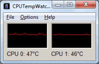 CPUtempwatch NZXT cam alternative
